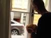 Umývanie okien domácností afiriem_ Žilina