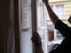 Umývanie okien v byte, domácnosti_ Zvolen